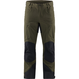 Haglöfs Rugged Mountain Pantalon Homme, deep woods/true black short